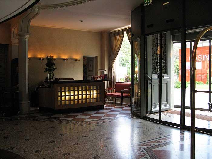 Le Grand Hôtel d\' Uriage - Tentations Voyages, le magazine culturel ...