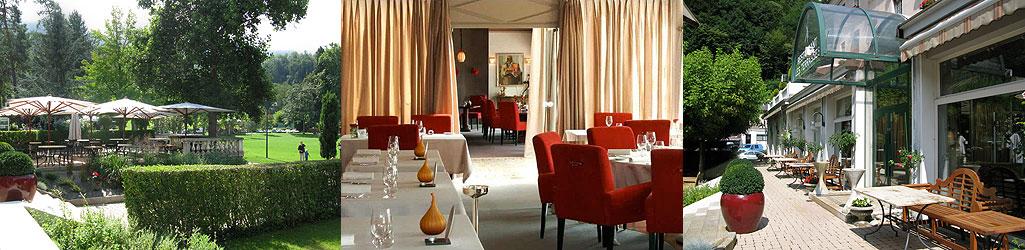 Les terrasses restaurant grand h tel uriage - Les terrasse d uriage ...