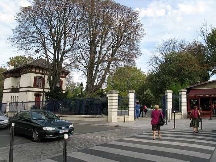 Le parc montsouris paris 14 tentations voyages le for Hotel boulevard jourdan